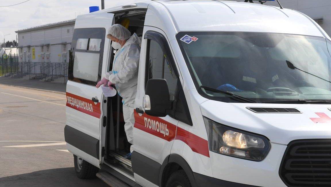 В России выявили еще 21 058 случаев COVID-19