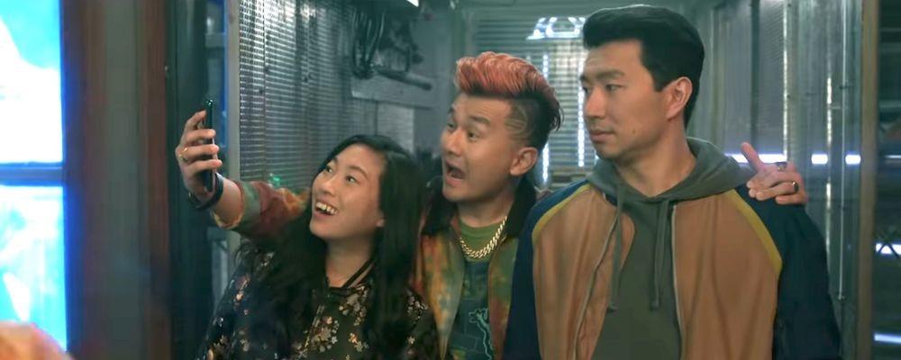 Сцена после титров «Шан-Чи» вызвала фурор у зрителей