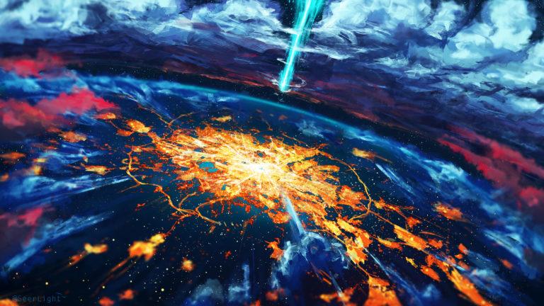 Луна эпично рушится на Землю в тизере фильма-катастрофы Роланда Эммериха «Падение Луны»