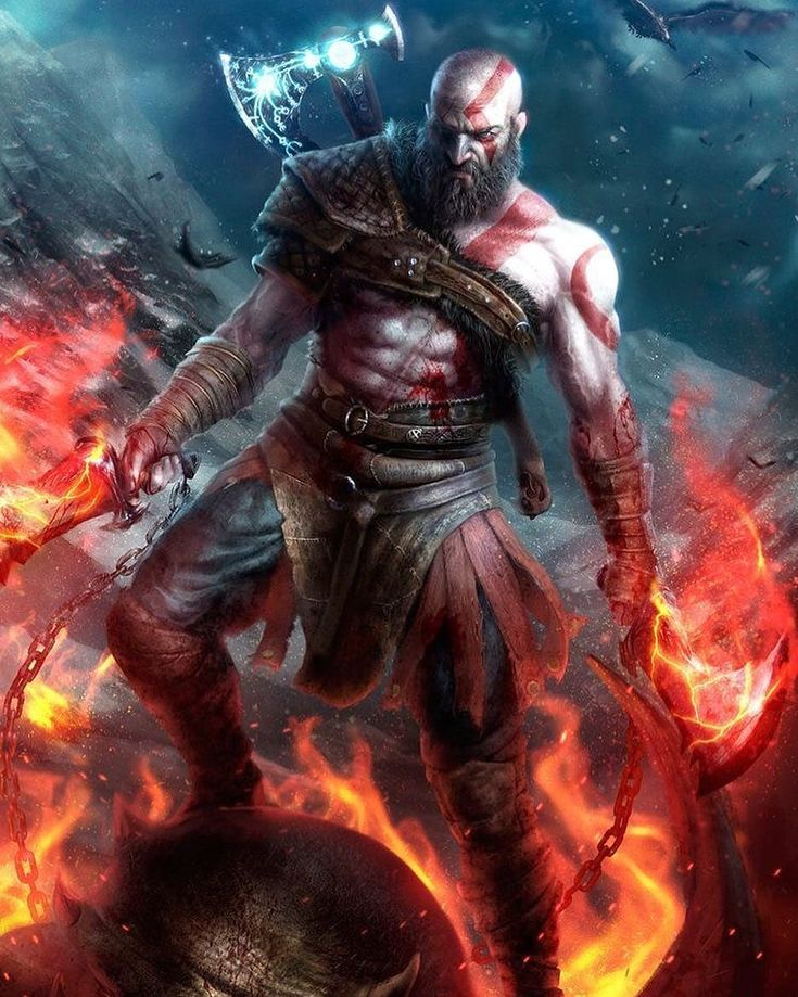 Стала известна дата выхода God Of War на ПК
